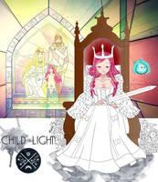 Aurora - Child of Light by WolfyGirl95
