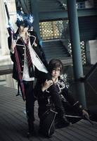 Ao No Exorcist Rin Yukio by 0hagaren0