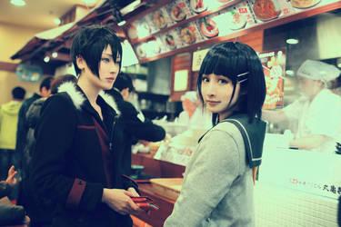 Sword Art Online   Kirito by 0hagaren0