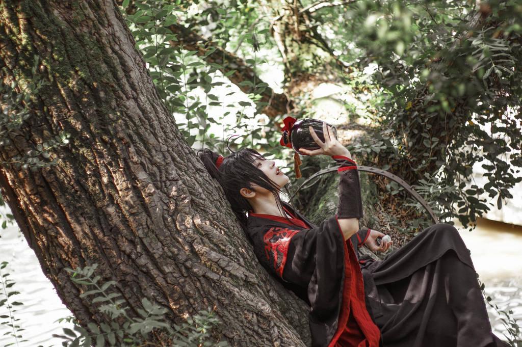 Mo Dao Zu Shi Wei Wuxian by 0hagaren0