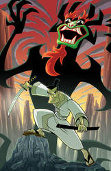 Samurai Jack by natelovett