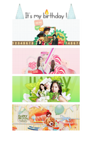 [Pack CV Facebook] - Lately Present - Comebacking by SuSimSi