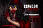 Crimson Dames - Pre-production Pitch Book 2016 by Paladin-Ciel