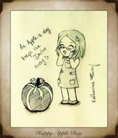 happy Apple-Day by nuexxchen