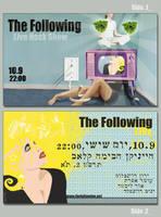 'The Following' Flyer by PurpleGoat