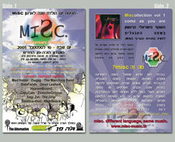 MIsC Flyer by PurpleGoat