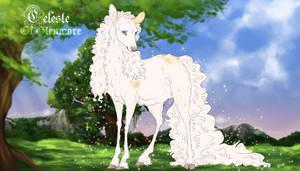 Princess Celeste   Glenmore   Princess   Filly by HayleyRPG