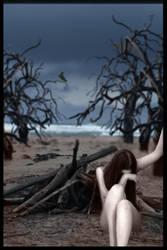 Dark Garden by Otherwheregirl