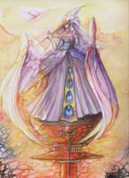 Bird Woman by christwriter