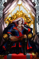 Justice Seat by christwriter