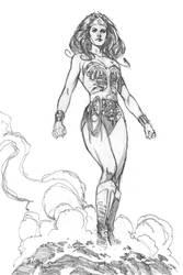 Wonder Woman '77 by StazJohnson