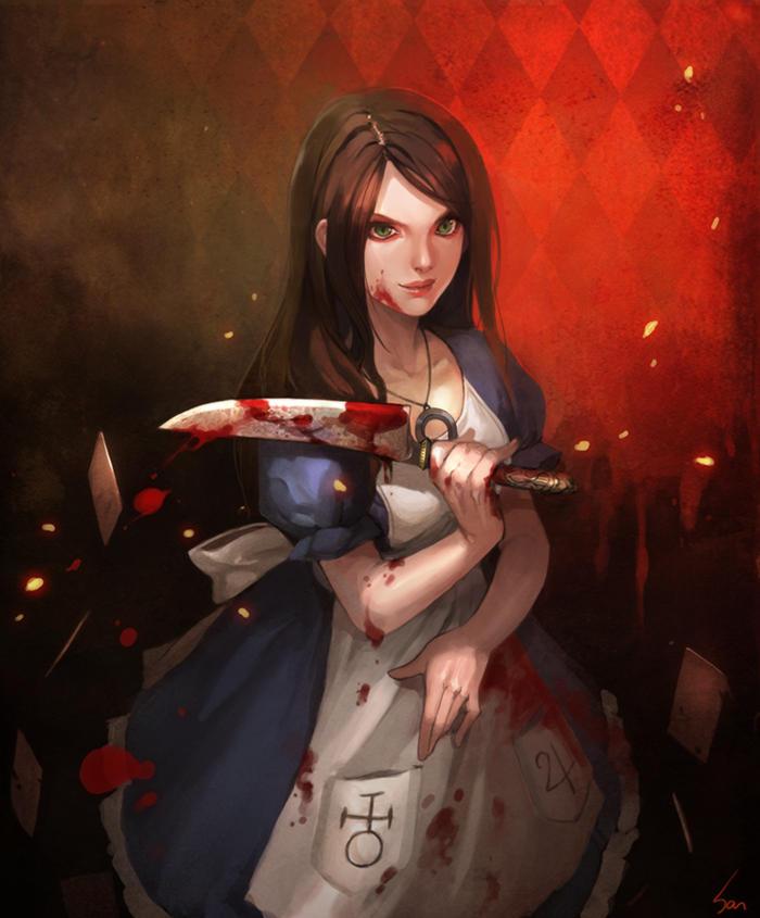 Alice by Nawol