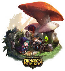 Dungeon striker by Nawol
