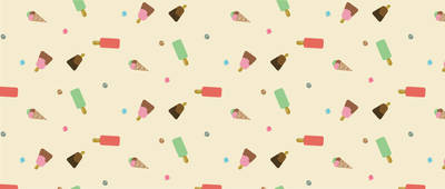 Icecream Pattern by bd670816