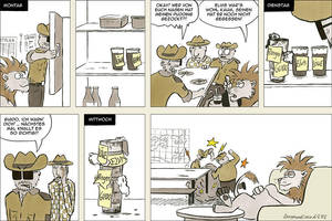 Der Puddingdieb by rangerundloewe