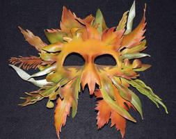 Spirit of Autumn by leatheroo