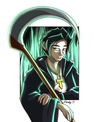 SDR - The Reaper by Riatsila