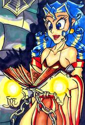Scion: Felicia the Recorder by Riatsila