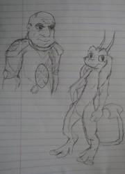 Doodles by Jumbi