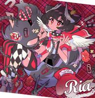 RIA by CherryAlpaka