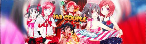 [13] Style Nico Maki Couple by Apis-Chucheoo