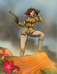 The Desert Rose by docwinter
