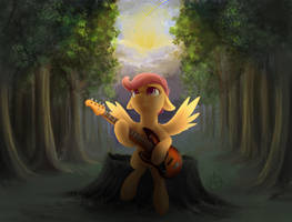 A Song for a Dream by KlaraPL