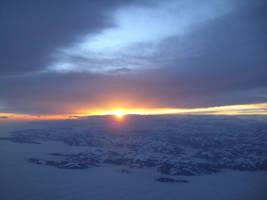 sunrise by XwolfeyesX