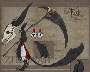 _Reaper of Fate_ by zilowar