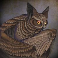 Nocturnal Hunter by zilowar