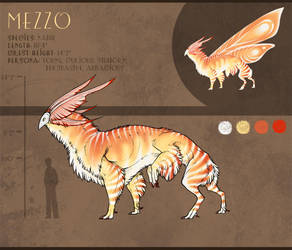 Mezzo Tafel: Reference by zilowar