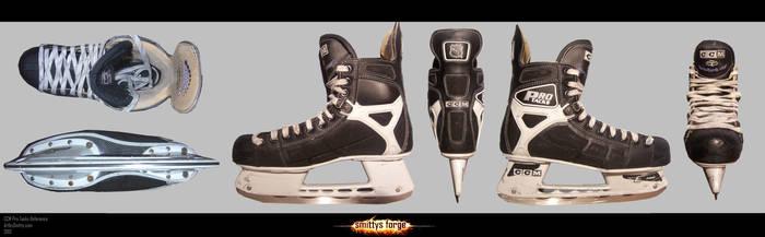 Reference - CCM Hockey Skates by Art-by-Smitty