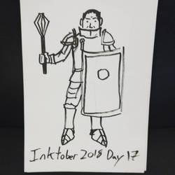 inktober day 17 by Kai-suke