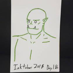 inktober day 18 by Kai-suke