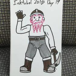 inktober day 19 by Kai-suke
