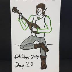 inktober day 20 by Kai-suke