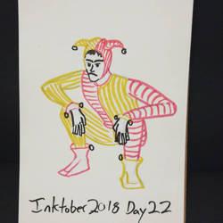 inktober day 22 by Kai-suke