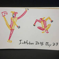 inktober day 23 by Kai-suke