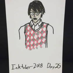 inktober day 25 by Kai-suke