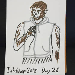 inktober day 26 by Kai-suke
