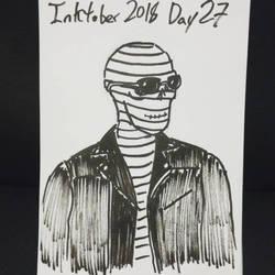 inktober day 27 by Kai-suke