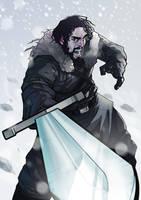 John Snow by MaxGrecke