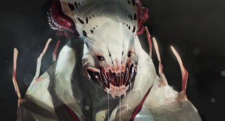 Midnight Monster by MaxGrecke