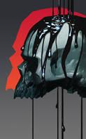 Black Skull by MaxGrecke