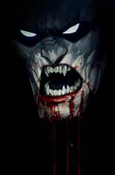 Monster Batman 2 by MaxGrecke