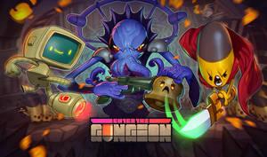 Enter the Gungeon Supply Drop by MaxGrecke