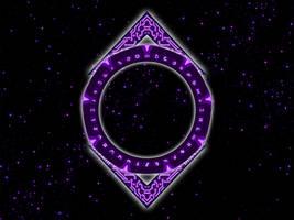 Indigo Tribe Stargate by Xelku9