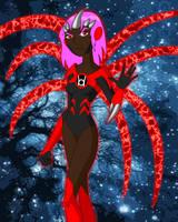 Red Lantern Dena by Xelku9