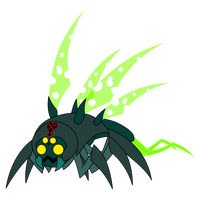 Heartless Cy-Bug by Xelku9