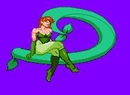 Poison ivy by alan-san